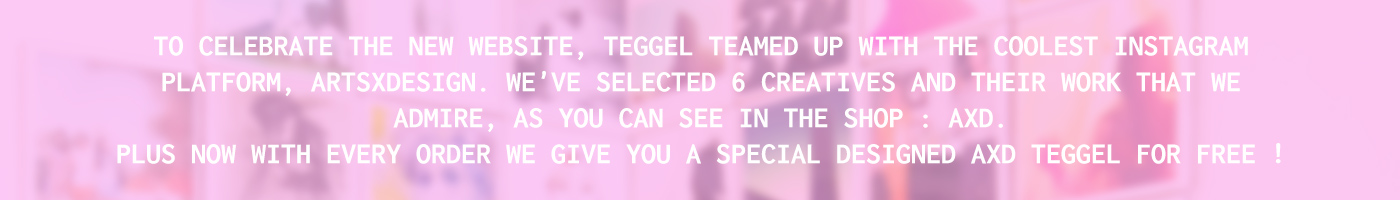 Teggel discount